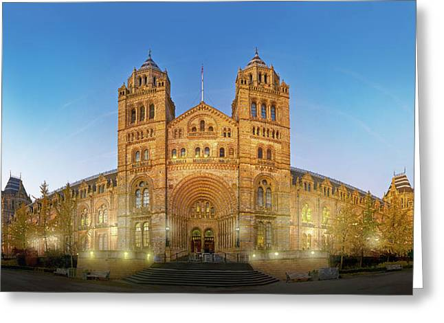 Natural History Museum Greeting Card by Natural History Museum, London
