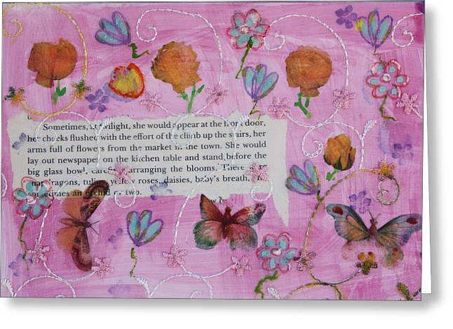 Nature 11 Greeting Card