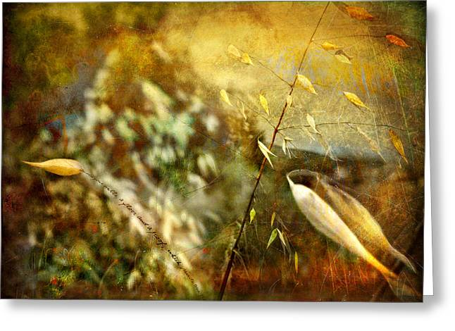 Greeting Card featuring the photograph Nature #13. Calling You by Alfredo Gonzalez