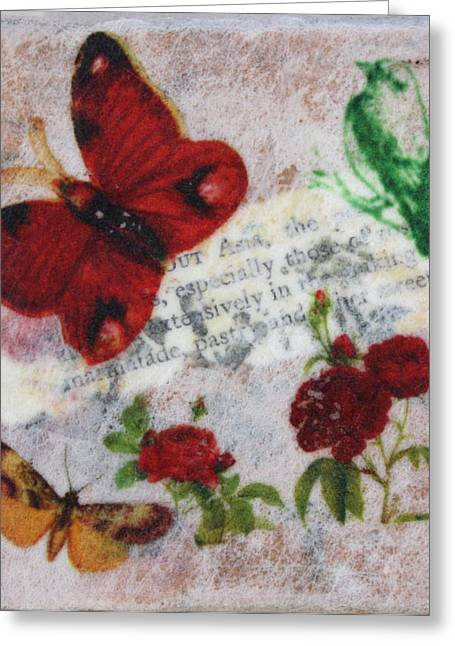 Nature 3 Greeting Card