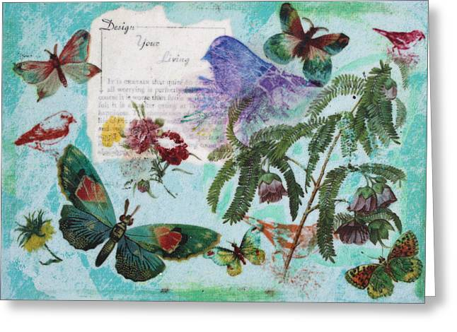 Nature 4 Greeting Card