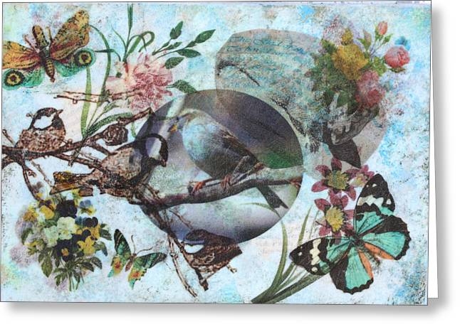 Nature 5 Greeting Card