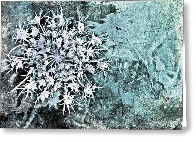 Nature Abstract 28 Greeting Card by Maria Huntley