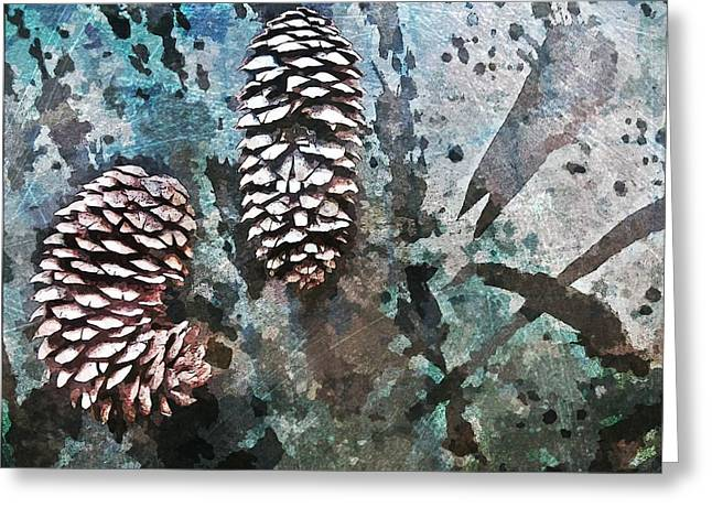 Nature Abstract 87 Greeting Card