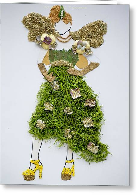 Nature Fairy Greeting Card