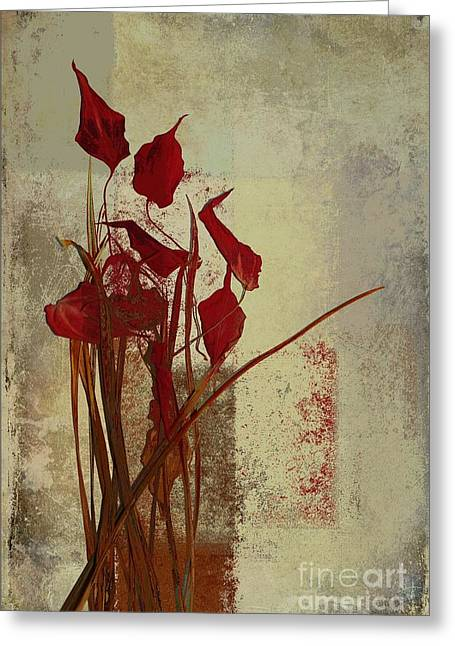 Nature Nature Morte Du Moment - 122129167 Greeting Card by Variance Collections