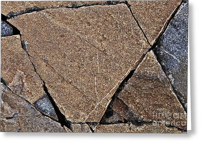 Nature Patterns Series - 69 Greeting Card by Heiko Koehrer-Wagner