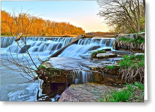 Natures Recreation Greeting Card by Frozen in Time Fine Art Photography