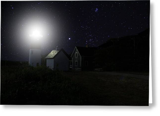 Nauset Light Greeting Card