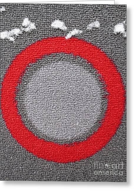 Cible / Target Greeting Card