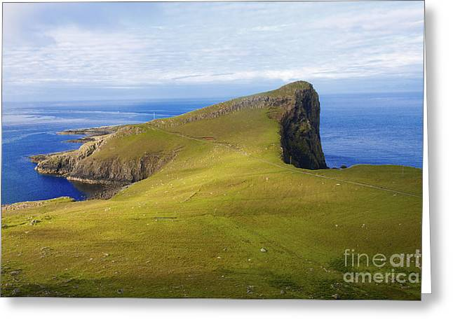 Neist Point  Greeting Card