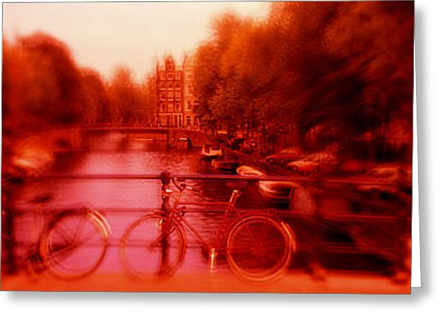 Netherlands, Amsterdam Greeting Card