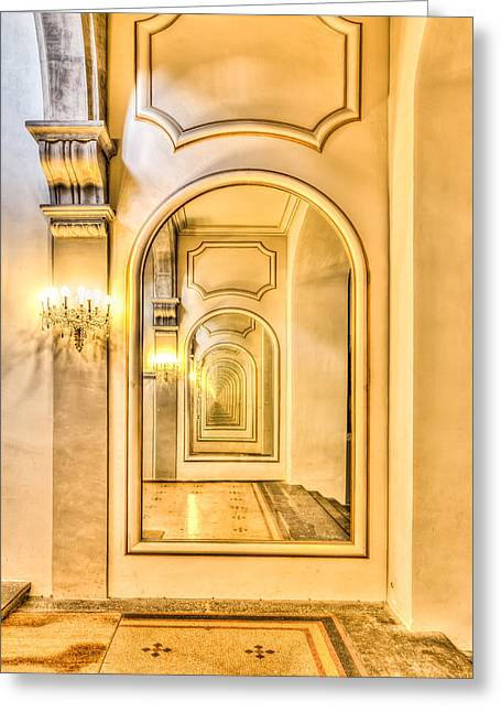 Neverending Greeting Card by Semmick Photo