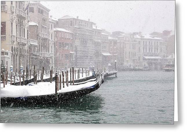 Nevica 3 Greeting Card