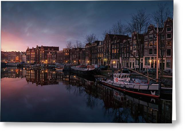New Amsterdam 1 Greeting Card