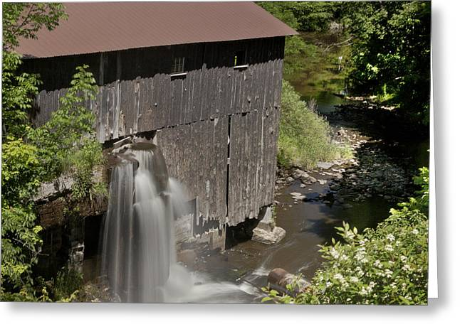 New Hope Mills  Greeting Card