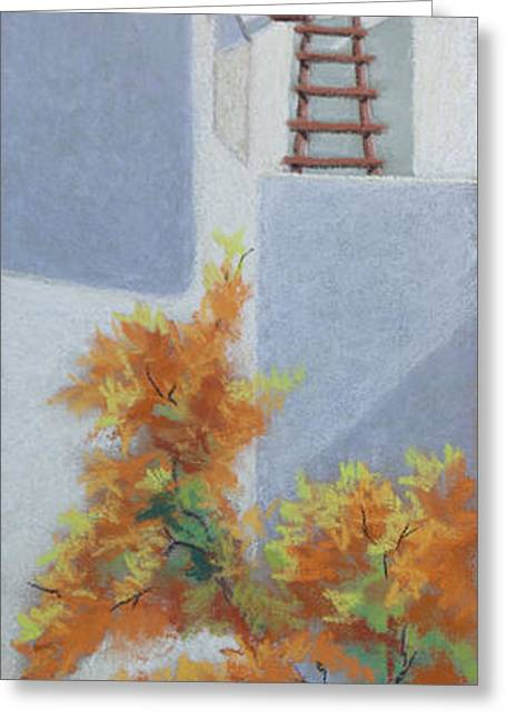 New Mexico Morning Greeting Card