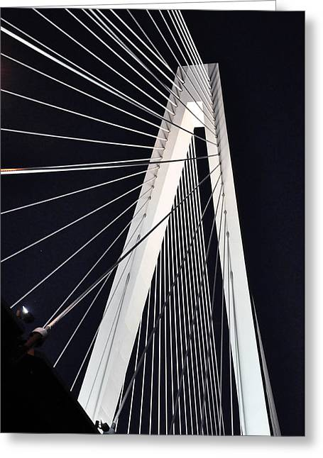 New Mississippi River Bridge Greeting Card