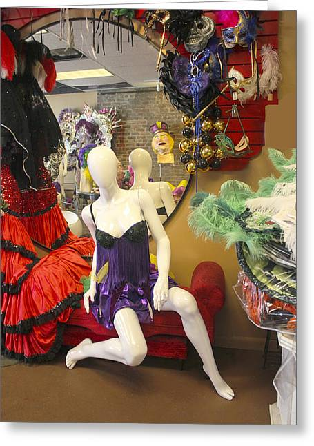 New Orleans 37 Greeting Card