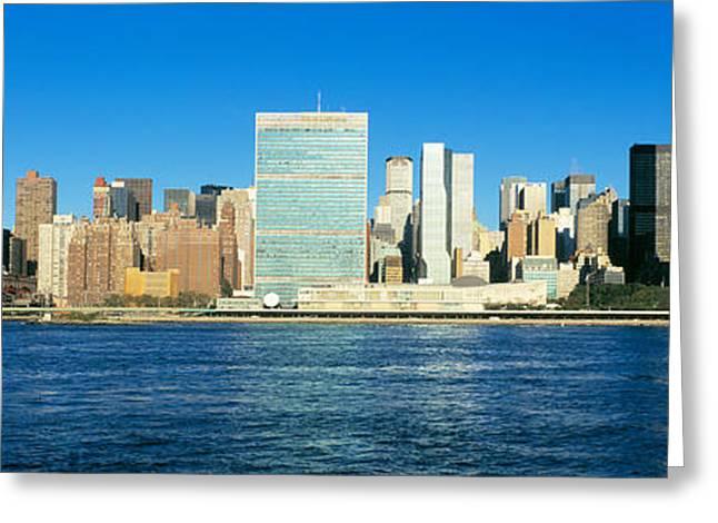 New York City Ny Greeting Card