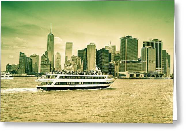 New York Metropolitan Greeting Card