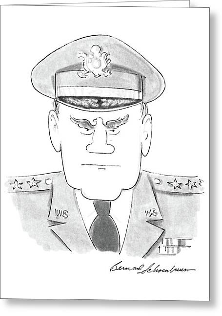 New Yorker April 18th, 1988 Greeting Card by Bernard Schoenbaum