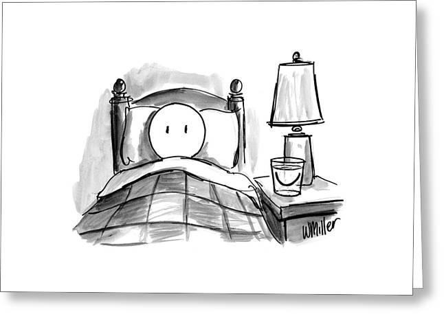 New Yorker December 1st, 1997 Greeting Card by Warren Miller