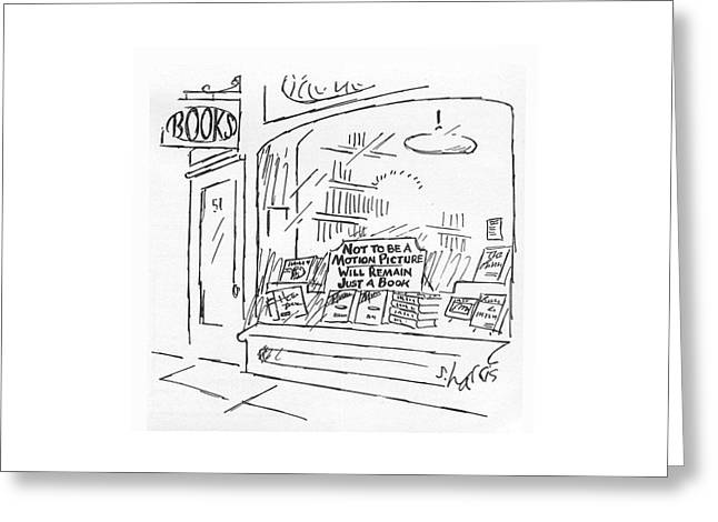New Yorker February 15th, 1982 Greeting Card