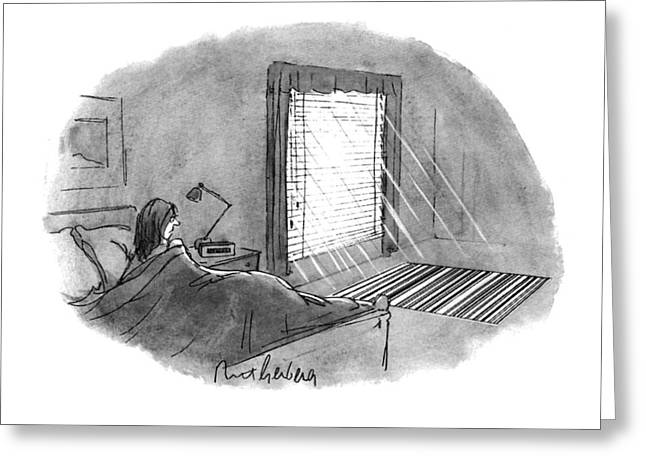 New Yorker January 10th, 1994 Greeting Card