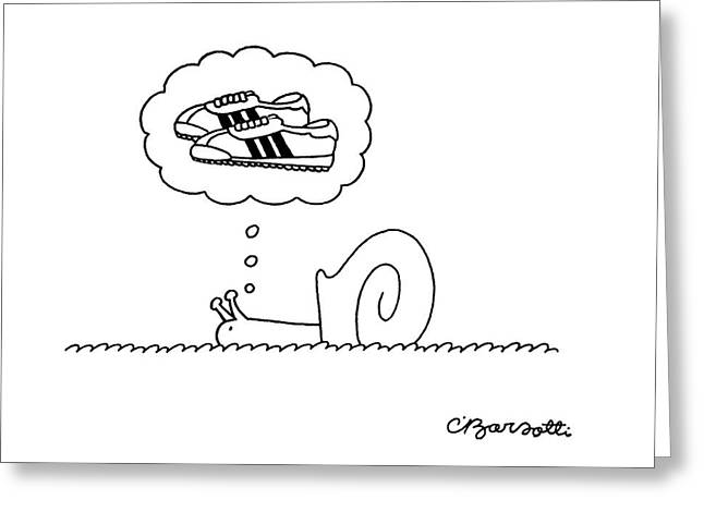 New Yorker July 31st, 1978 Greeting Card by Charles Barsotti