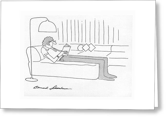 New Yorker June 4th, 1979 Greeting Card