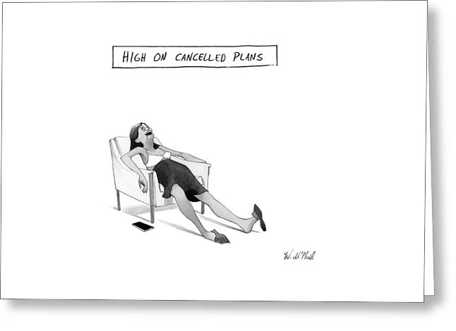New Yorker May 15th, 2017 Greeting Card
