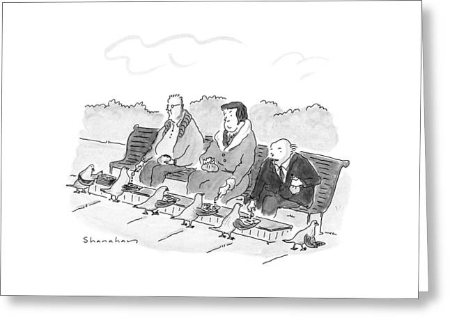 New Yorker May 21st, 1990 Greeting Card