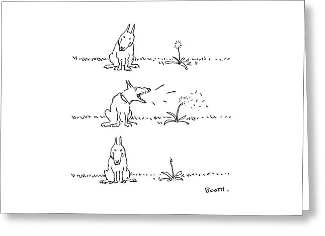 New Yorker May 22nd, 1978 Greeting Card