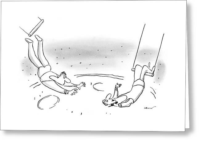New Yorker May 24th, 1999 Greeting Card