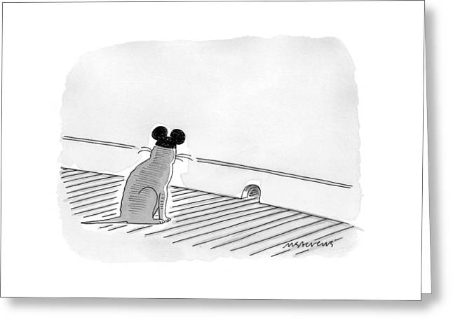 New Yorker May 31st, 1999 Greeting Card