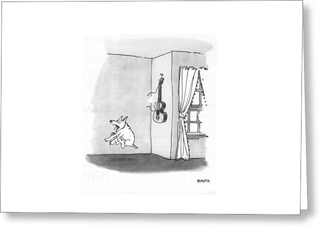 New Yorker May 8th, 1971 Greeting Card