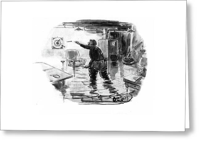 New Yorker November 1st, 1941 Greeting Card