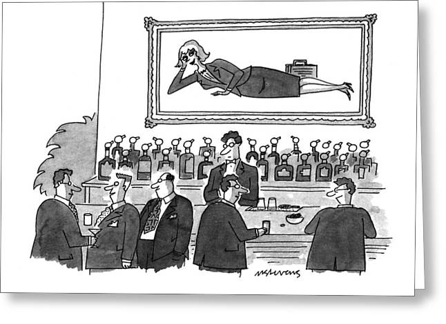 New Yorker September 20th, 1993 Greeting Card