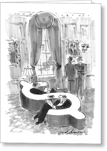 New Yorker September 6th, 1999 Greeting Card