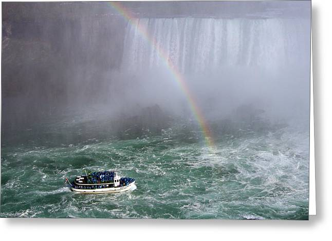Niagara Falls Canada Greeting Card
