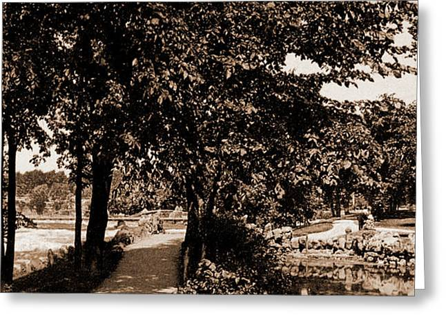 Niagara, Prospect Park, Parks, United States Greeting Card by Litz Collection