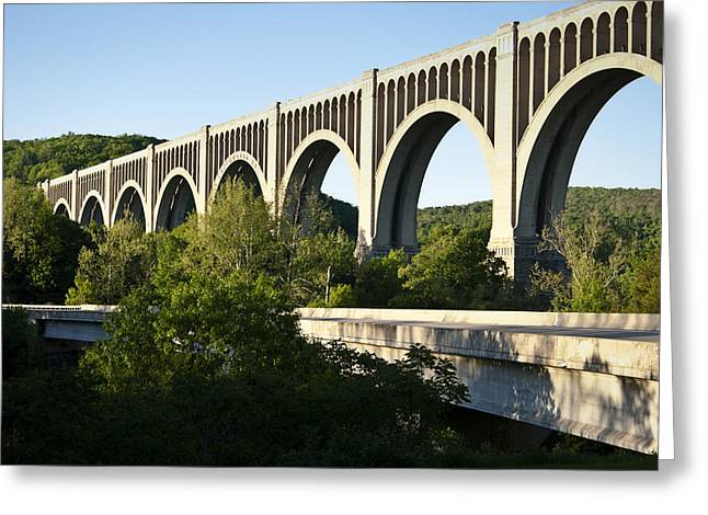 Nicholson Bridge Greeting Card