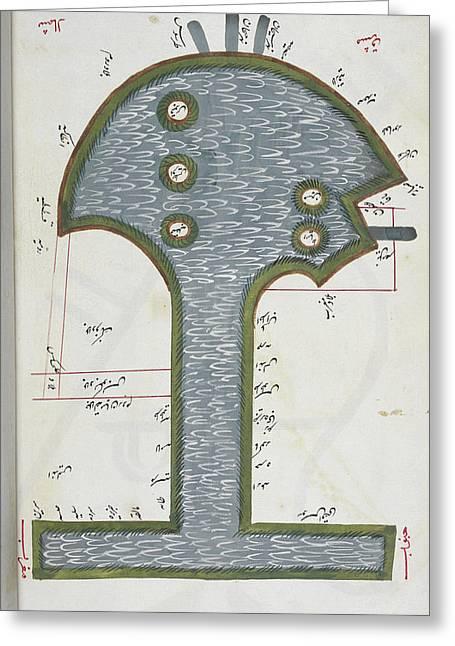 Nile Delta Greeting Card