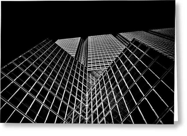 No 150 King St W Toronto Canada Greeting Card by Brian Carson