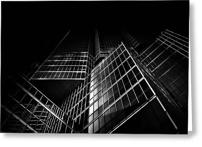 No 200 King St W Toronto Canada Greeting Card by Brian Carson