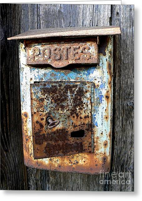 No Mail Today Greeting Card by France  Art