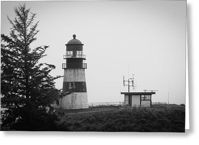 Greeting Card featuring the photograph North Head Washington by Erin Kohlenberg
