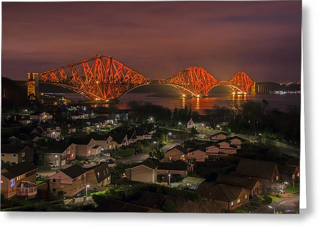 North Queensferry Greeting Card