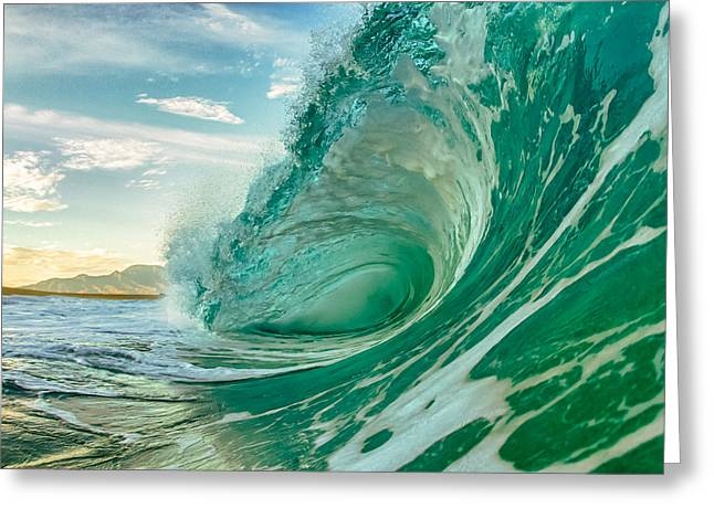 North Shore Mornings Greeting Card by Gregg  Daniels